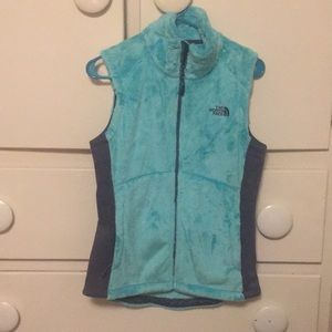 Brand New Northface Osito Plush Vest